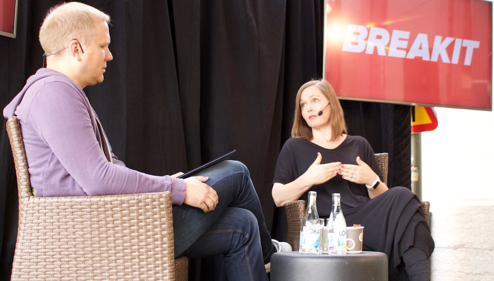 Breakit - Tog in 50 miljoner till sin startup – här är Fredrika Gullfots bästa tips