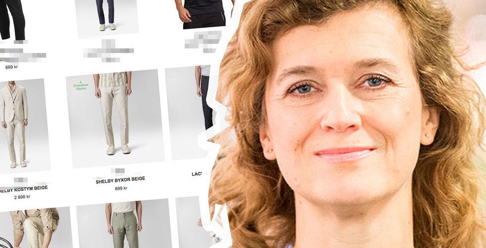 Klädkedjans dotterbolag går i konkurs – stänger 12 butiker och e-handeln