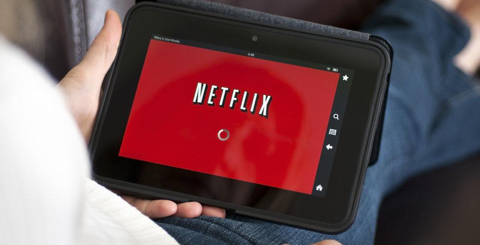 Netflix höjer priset
