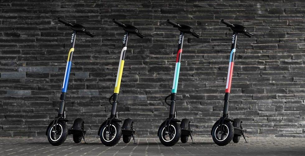 EQT Ventures investerar i Dott – en ny utmanare i sparkcykelkriget