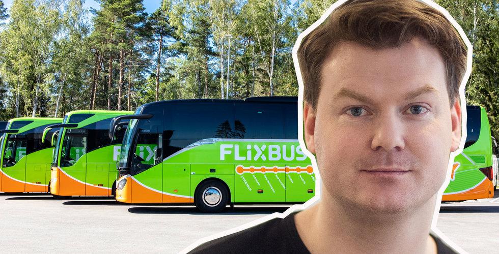 Backas med 5 miljarder – nu ska techiga bussbolaget ta upp fajten med SJ