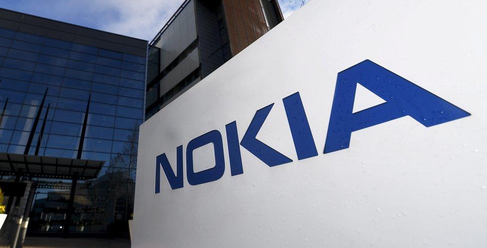 Nokias omsättning lägre än väntat och resultat sämre än väntat under första kvartalet