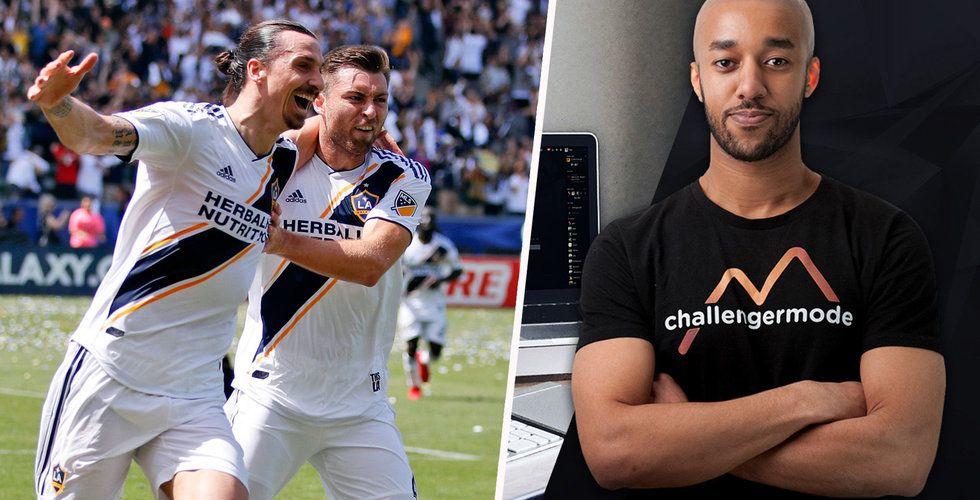 Zlatan satsar på e-sport – Challengermode plockar in 35 miljoner