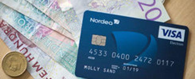 Tyska banken: Kontanter är snabbare än kort