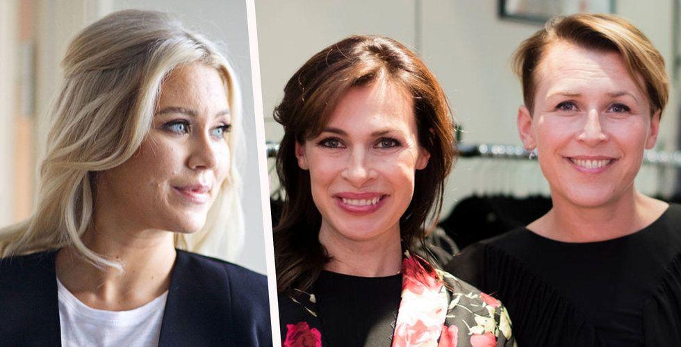 Breakit - Isabella Löwengrips liv blir reality-tv tillsammans med Hannah & Amanda