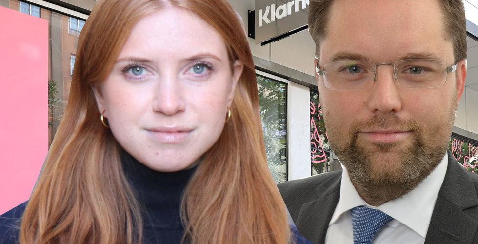 """De är Klarnas nya PR-stjärnor: """"Händelserik och utvecklande miljö"""""""