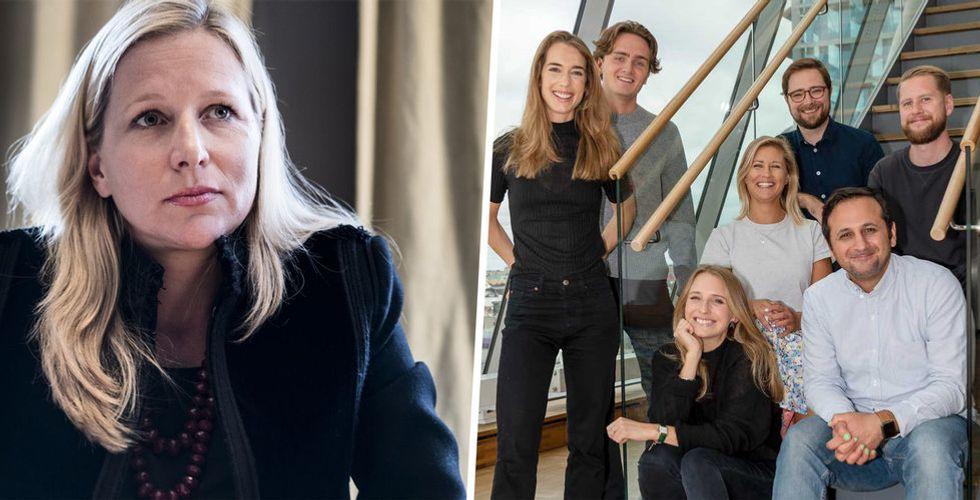 Pocketlaw ska hjälpa småföretag med juridiska frågor – Cristina Stenbeck investerar