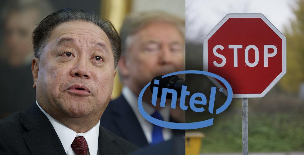 Uppgifter: Historiens största IT-affär kan fällas av Intel