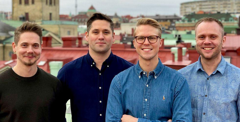 Fastighetstoppar satsar 9 miljoner på Göteborgs smarta lås Parakey