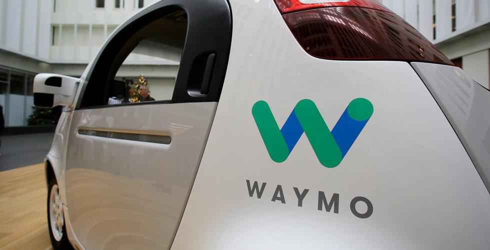 Waymo bekräftar finansieringsrunda på över 20 miljarder