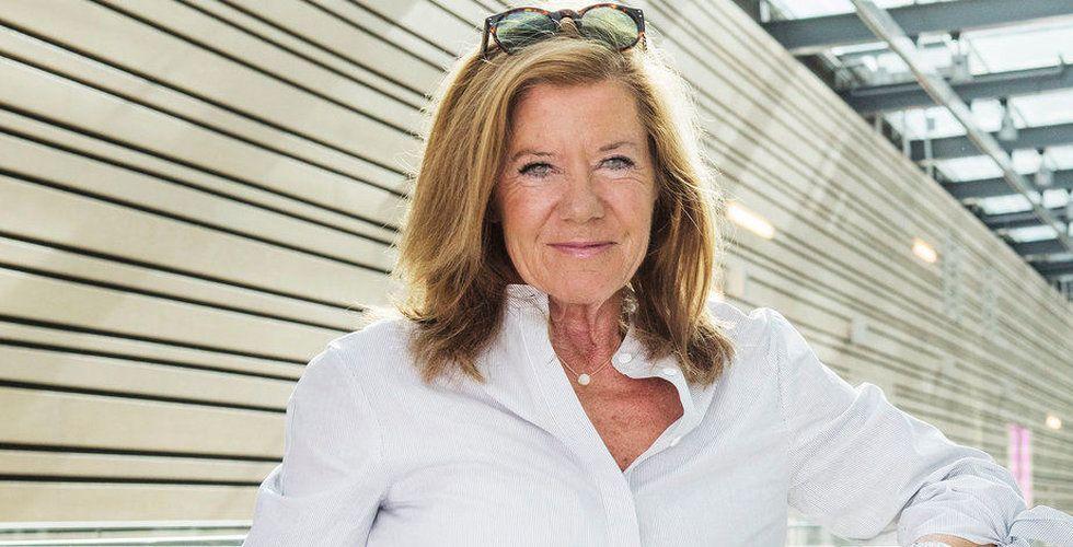 Lena Apler miljonköper i egna banken Collector