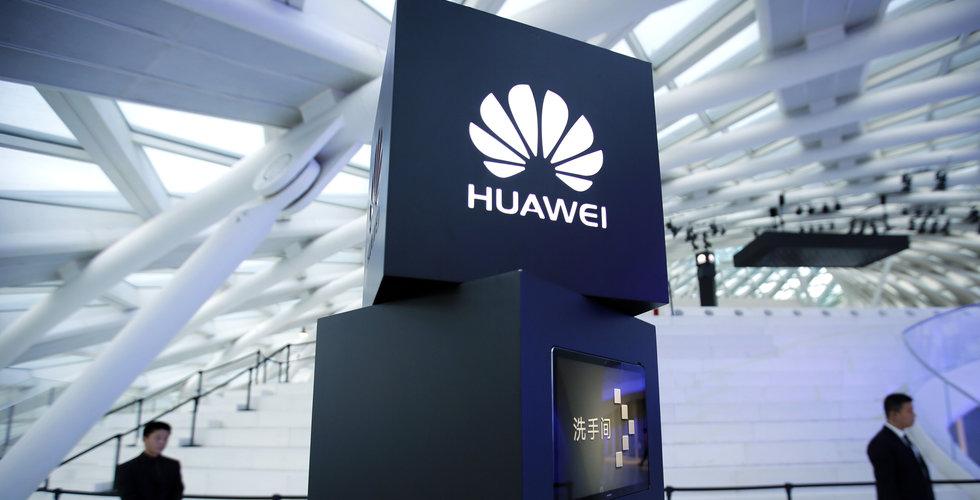 Huawei utreds för misstänkta brott mot Iran-sanktionerna