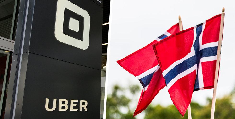 Lagändring öppnar för Uber pop i Norge