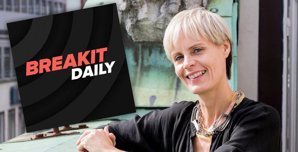 """Breakit Daily slår sig in på poddtoppen: """"Fantastiskt roligt"""""""