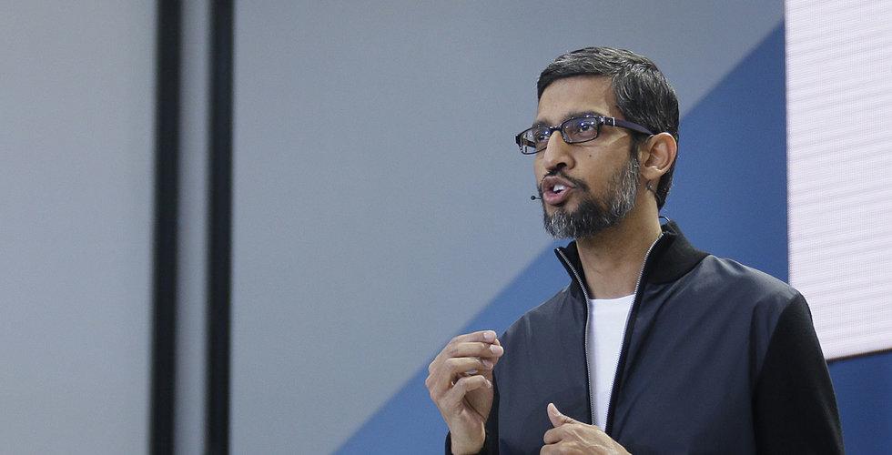 Googles moderbolag Alphabet stiger i efterhandeln efter delårsrapport