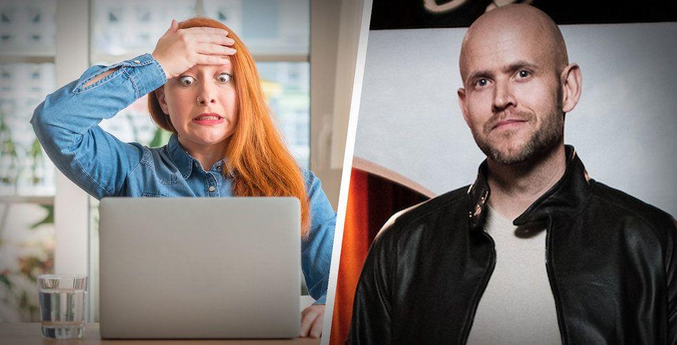 Daniel Ek om varför det är okej att göra misstag – och vad han inte tolererar på Spotify