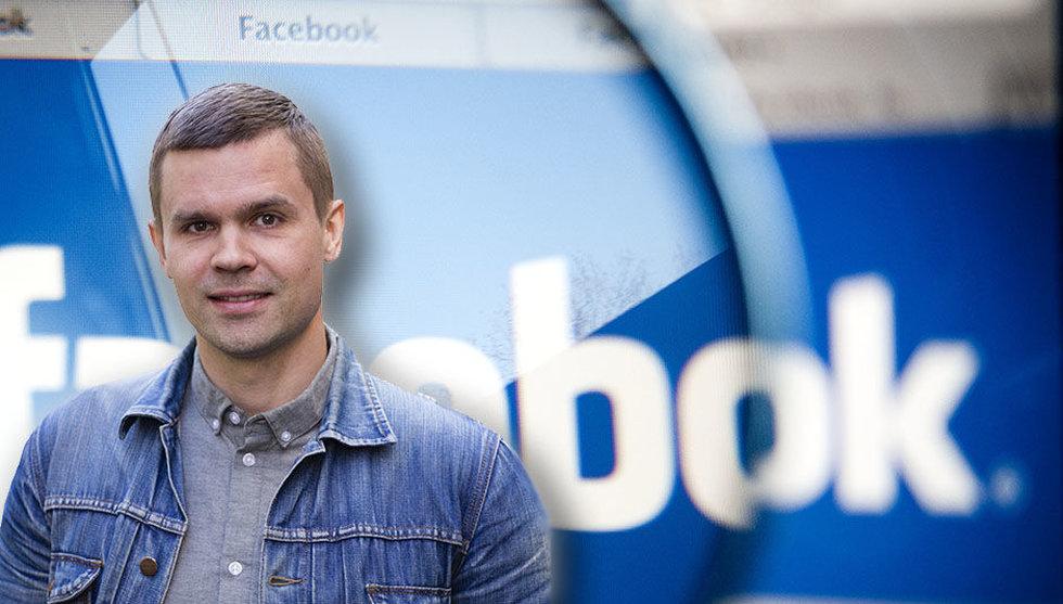 """Breakit - Erik Wisterberg: """"Så svingar Facebook piskan för att tvinga medierna till slakt"""""""