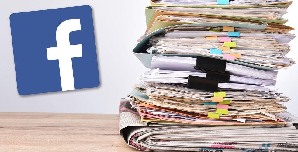 Begär ut din data från Facebook – så här gör du