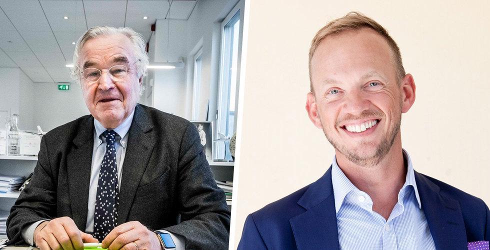 Exsitec till börsen – Sven Hagströmers Creades blir storägare
