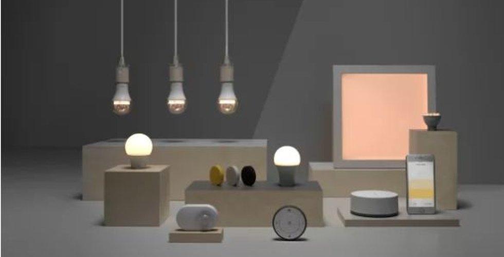 Ikea kommer tillsammans med teknikbolaget Xiaomi att börja erbjuda sin smarta led-belysning Trådfri i Kina.