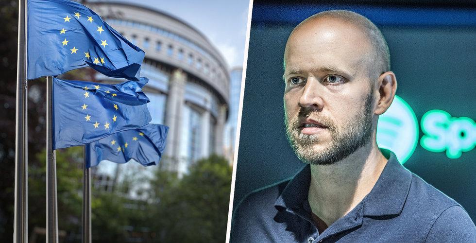 EU vill ta snabbt beslut om att beskatta techbolags omsättning – Sverige skeptiska