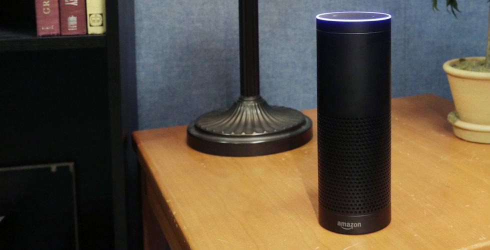 Amazons Alexa på väg till Spanien och Italien