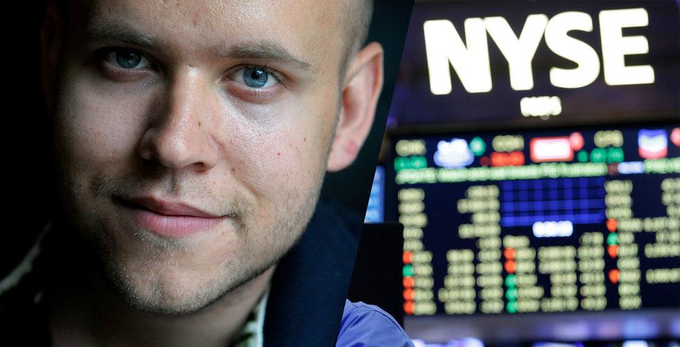 Källor: Då sker Spotifys börsnotering i New York