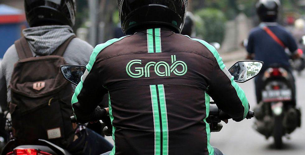 Softbank planerar miljardinvestering i Grab