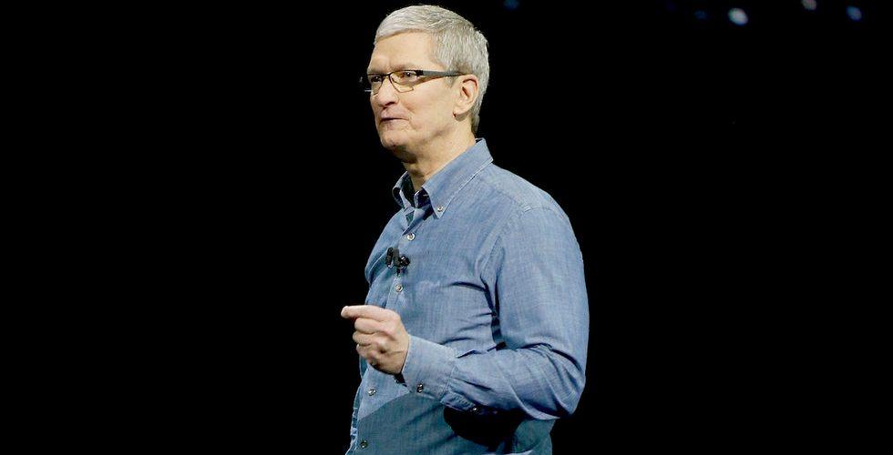 Breakit - Apple-chefen flaggar för att ta hem vinstmiljarder till USA