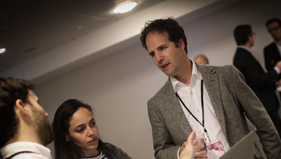 Breakit - Ben Holmes hyllning – därför väljer han svenska startups
