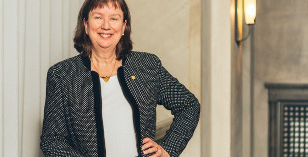 Hon föreslås bli ny rektor på KTH – första kvinnan i historien