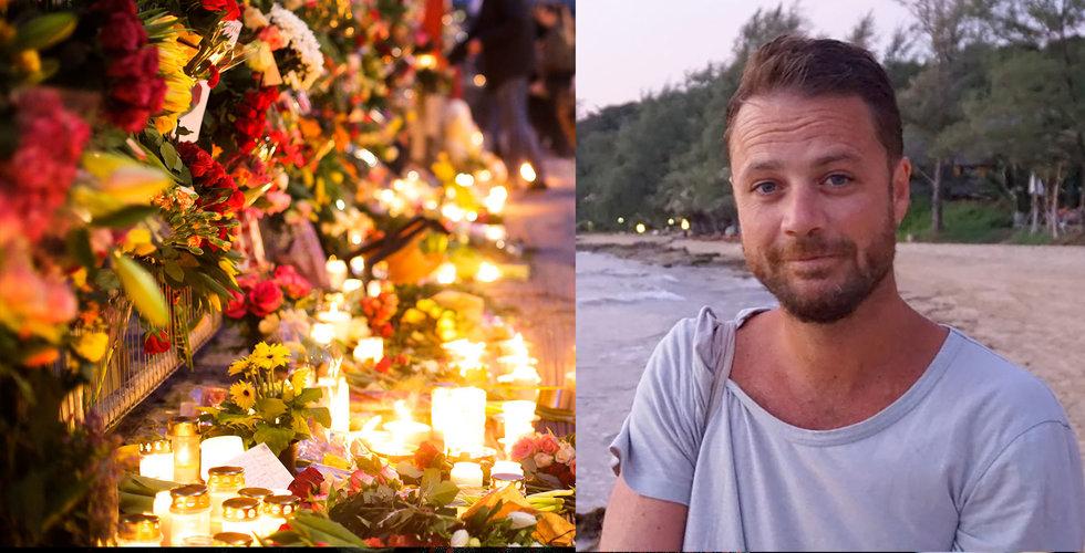 """Högt uppsatt Spotify-chef en av de döda i attentatet: """"Vi är alla förtvivlade"""""""