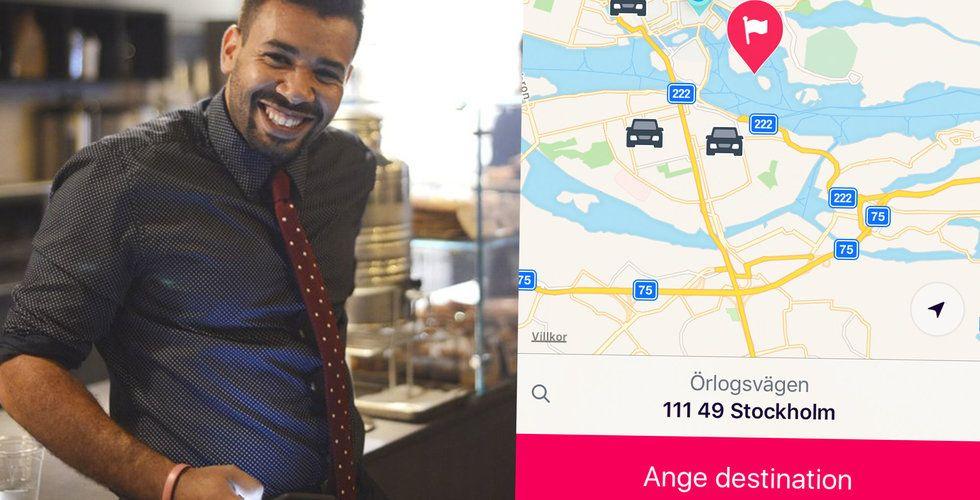 Breakit - Förare fälldes – nu stoppar Uber-utmanaren Heetch samåkandet