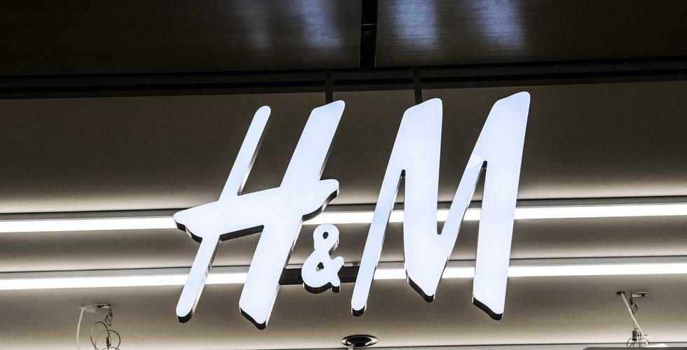Société Générale sänker riktkursen för H&M