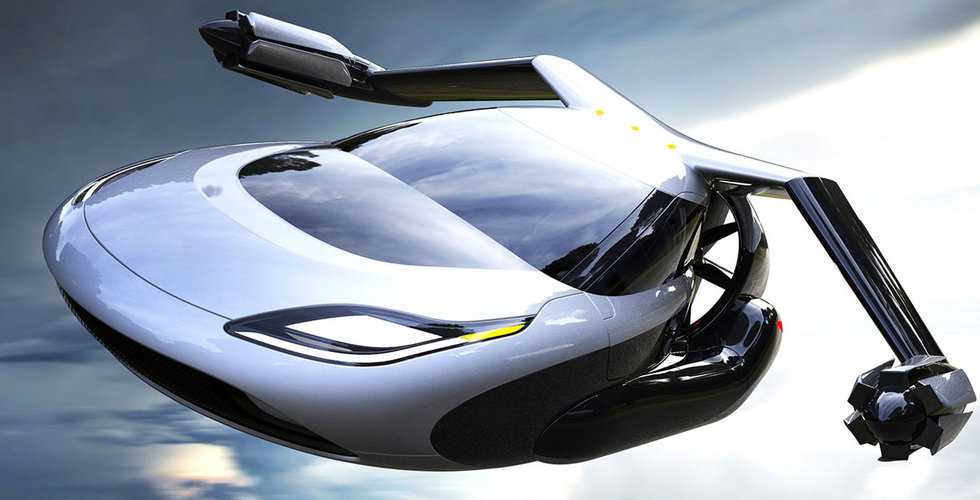 Geely har köpt flygbilstillverkaren Terrafugia