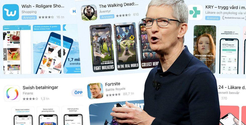 App-utvecklare stämmer Apple – kallar App Store för ett monopol