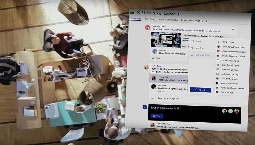 Breakit - Här är Microsofts Slack-utmanare – och Slacks syrliga känga
