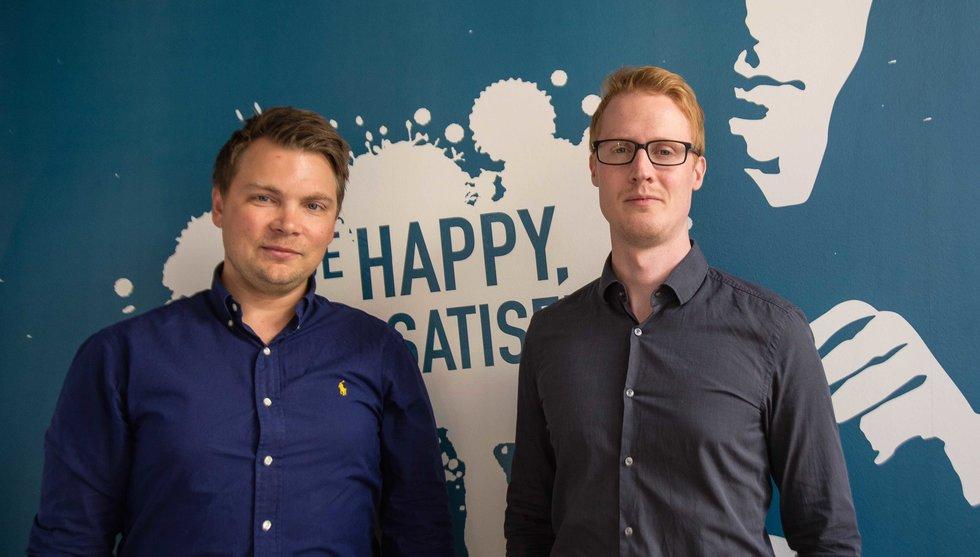 Annonssuccén Bannerflow: Vi är en tråkig startup och vi älskar det