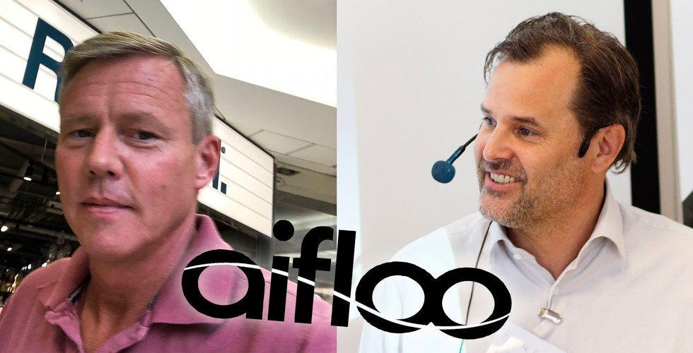 Efter Aifloos konkurs: EQT Ventures och grundare i patenttvist