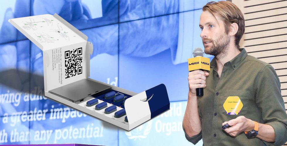 Mevia vill göra läkemedelsförpackningarna smarta – tar in 4,5 miljoner kronor