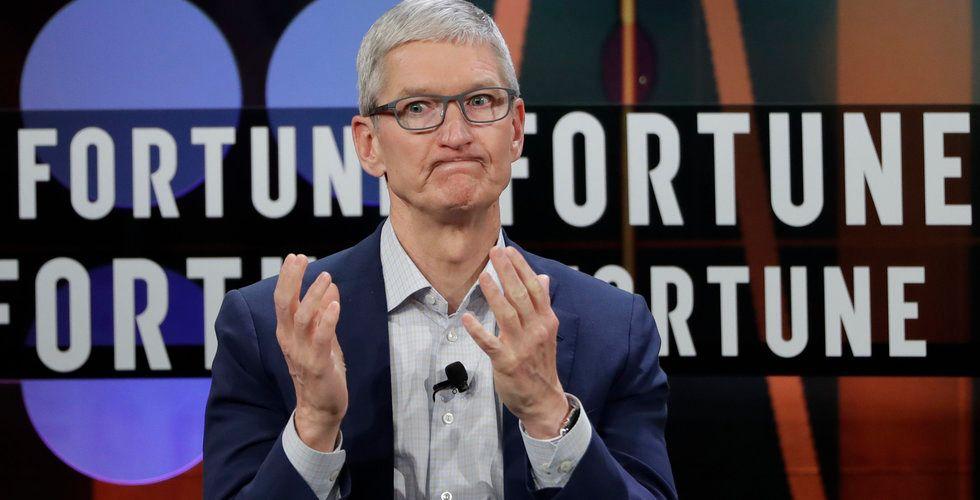 Strategen varnar: Handelskonflikten kan slå hårt mot Apple