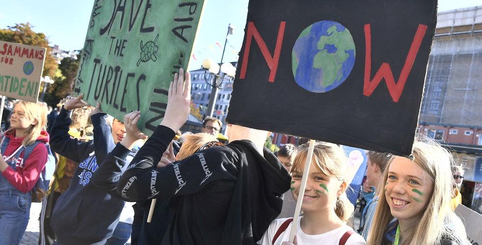Stor klimatstrejk samtidigt som Black Friday väntas slå rekord
