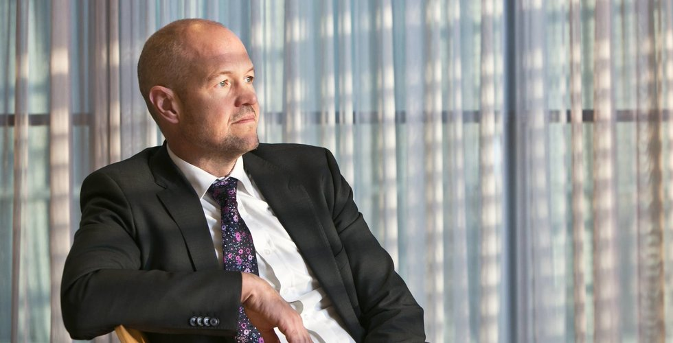 Breakit - Postnords affärsutvecklingschef Kenneth Verlage slutar