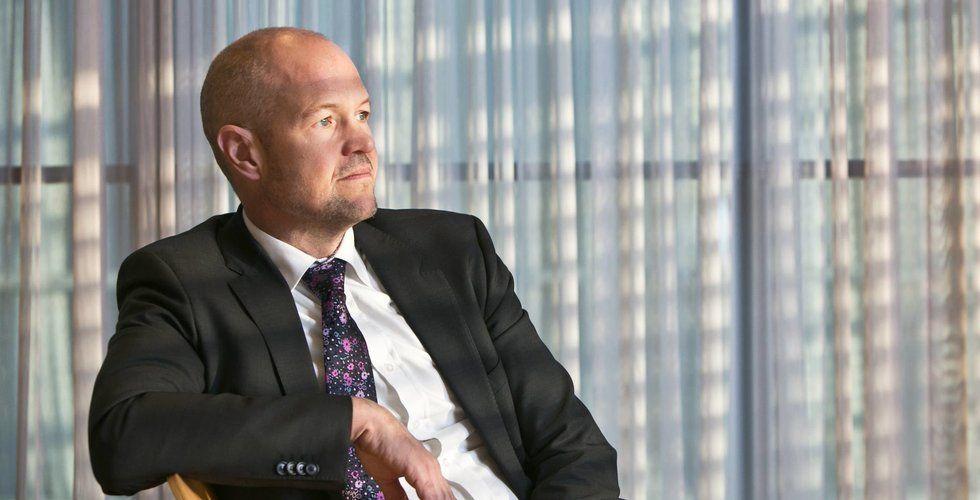 Postnords affärsutvecklingschef Kenneth Verlage slutar