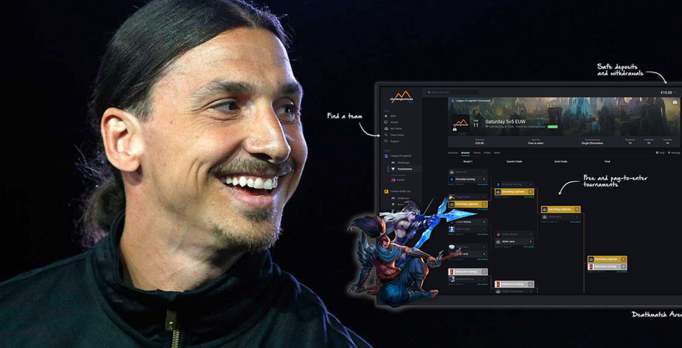 Zlatan går in i Challengermode – som vill göra alla till supergamers
