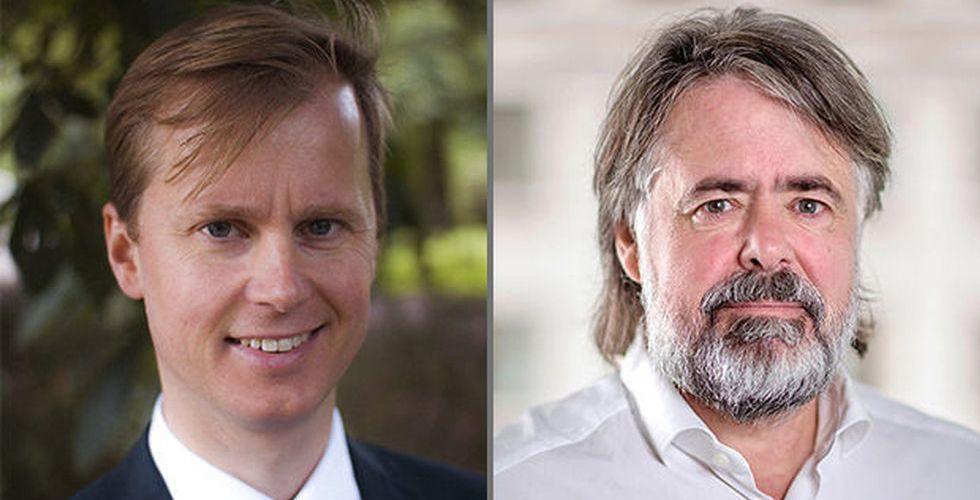 Breakit - IT-profilen Bengt Nilsson kliver in i startup som fixar kontraktsstrul