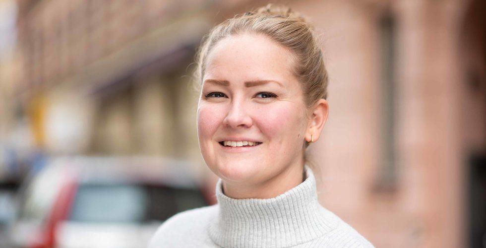 Hon har byggt upp Teknikkvinnor – nu ska hon förändra riskkapitalet