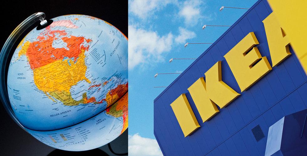Ikea investerar 200 miljoner euro för att skynda mot målet att bli klimatpositiva till år 2030