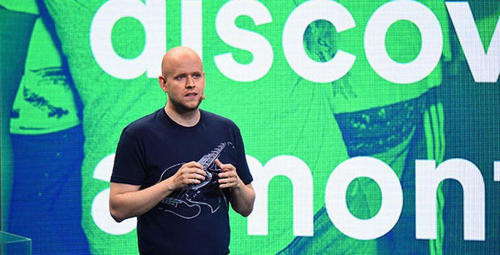 Uppgifter: Spotify lägger miljarder på nya kontor i Stockholm