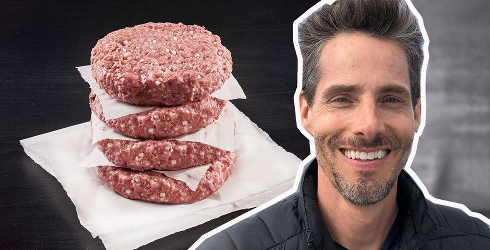 """Beyond Meats marknadschef: """"Vi vill nå alla som älskar kött"""""""